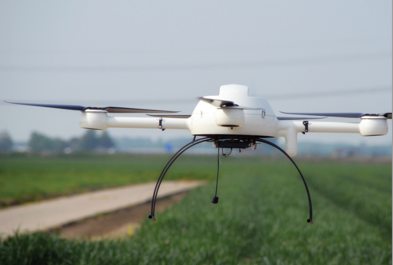 Een verkenning naar toepassing van drones in landbouw en natuur