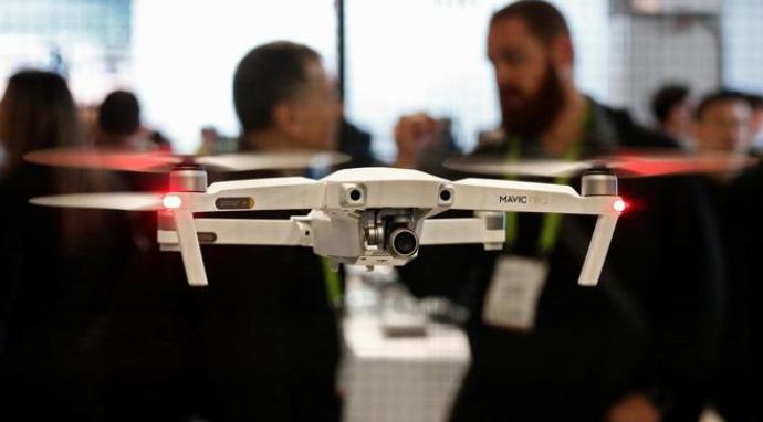 Filmfestival voor drone-opnames in Amsterdam